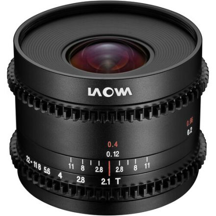 Venus Optics Laowa 7.5mm T2.1 Cine Lens MFT