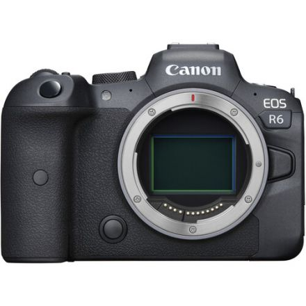 Canon EOS R6 Body (Με Trade-in μέχρι και 300€ έκπτωση)