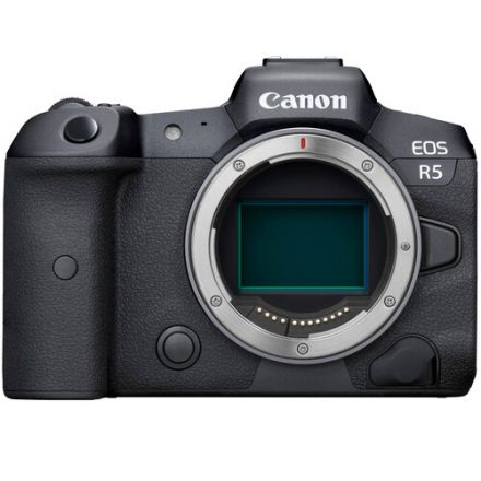 Canon EOS R5 Body (Με Trade-in μέχρι και 400€ έκπτωση)