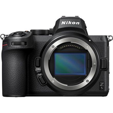 Nikon Z 5 Body Και Mount Adapter Kit (με Cashback 100€)