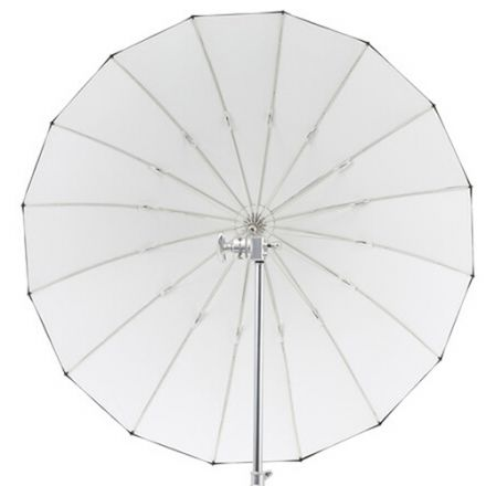 Godox UB130W – Παραβολική ομπρέλα Ανάκλασης Λευκό/Μαύρο 130 cm