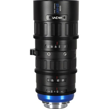 Venus Optics Laowa OOOM 25-100mm T2.9 Cine Lens for PL Mount / Canon EF / Sony E