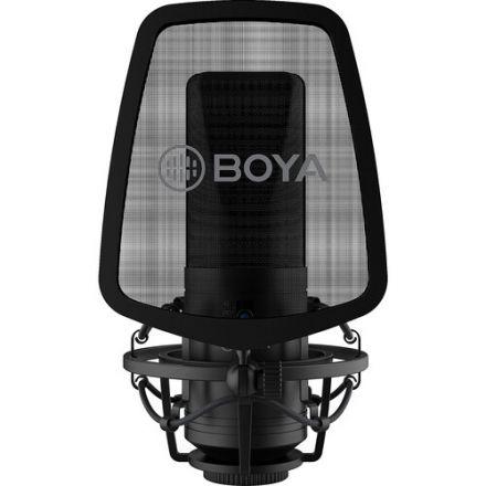 Boya BY-M1000 Μεγάλου διαφράγματος πυκνωτικό μικρόφωνο