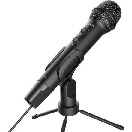 Boya BY-HM2 Δυναμικό μικρόφωνο χειρός