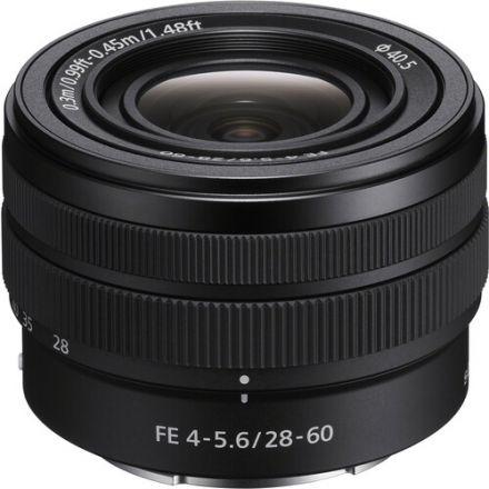 Sony FE 28-60mm f/4-5.6 Lens Bulk