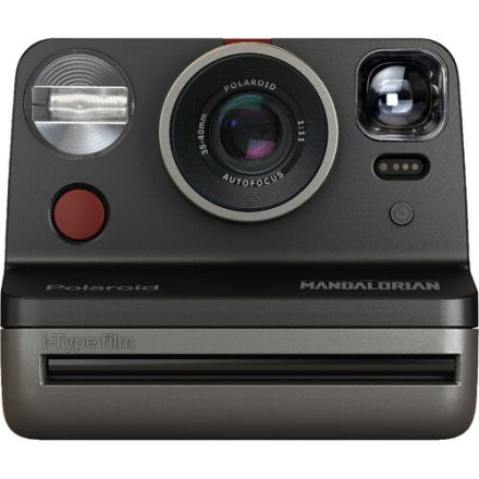 Polaroid Now Instant Film Camera (Mandalorian Edition)