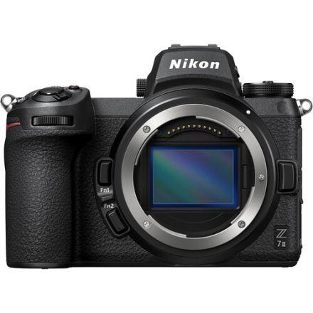 Nikon Z 7 II Body και FTZ Αντάπτορας  (με Cashback 200€)
