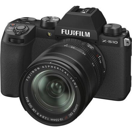 FUJIFILM X-S10 Mirrorless με 18-55mm Lens
