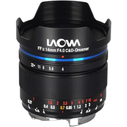 Laowa VE1440RF – 14mm f/4 FF RL Φακός για Canon RF Mount