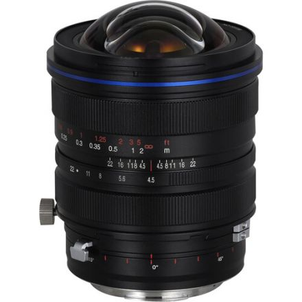 Venus Optics Laowa 15mm f/4.5 Zero-D Shift Lens for Canon EF
