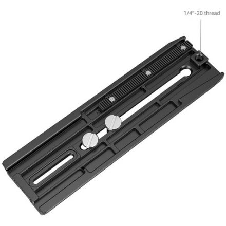 SmallRig 3031 Extended Quick Release Plate for DJI RS 2 Gimbal