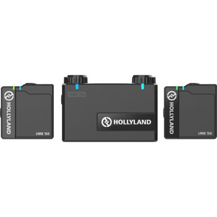 Hollyland LARK 150 – Ψηφιακό 2.4Ghz Σύστημα Ασύρματης Μετάδοσης Ήχου