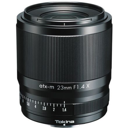 Tokina atx-m 23mm f/1.4 X Lens for FUJIFILM X
