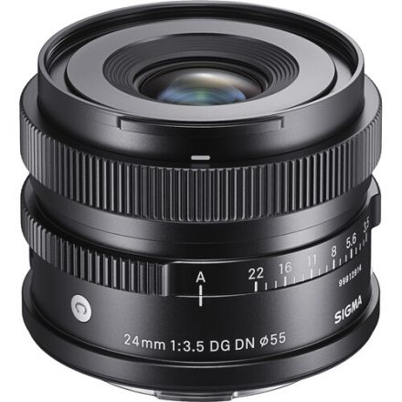 Sigma 24mm f/3.5 DG DN Contemporary Lens for Leica L