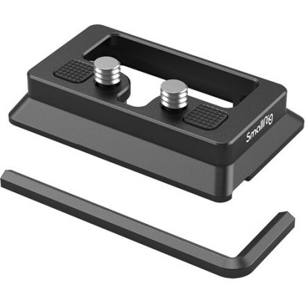 SmallRig Arca-Type Quick Release Plate for DJI RS 2 and RSC 2 Gimbals (3154)