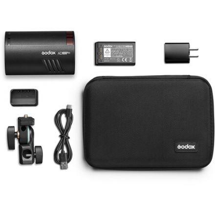 Godox AD100Pro – TTL Pocket Flash 100ws με ενσωματωμένη ραδιοσυχνότητα