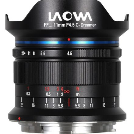 Laowa VE1145RF – 11mm f/4.5 RL Φακός για Canon RF Mount