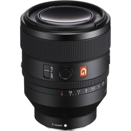Sony FE 50mm f/1.2 GM Lens For Sony E