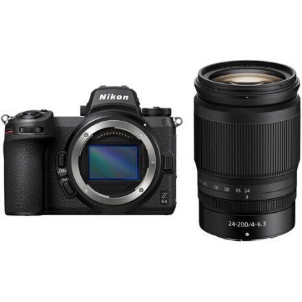 Nikon Z6 II Mirrorless Digital Camera with 24-200mm Lens Kit