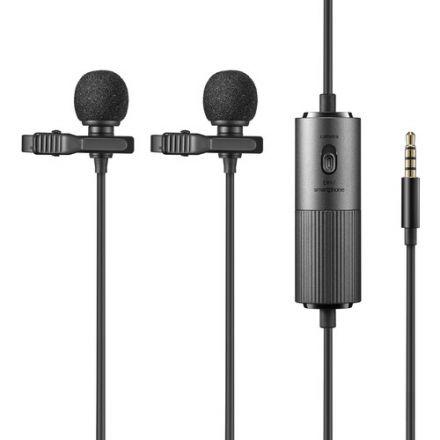 Godox LMD-40C – Διπλό omni-directional μικρόφωνο πέτου