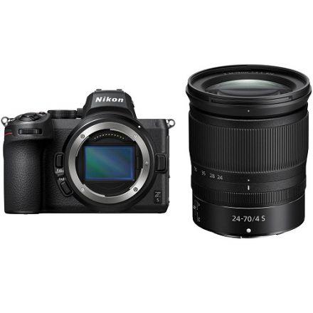 Nikon Z 5 with Z 24-70mm f/4 Lens kit ( με CashBack 300€)