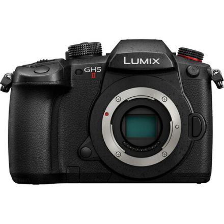 Panasonic Lumix GH5 II Mirrorless Camera (Body)
