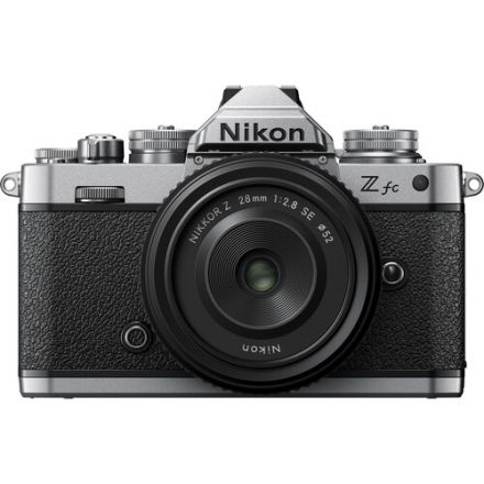 Nikon Z fc Mirrorless Digital Camera with 28mm f/2.8 SE Lens (με Cashback 100€)