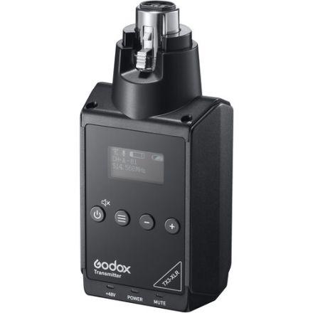 Godox TX3-XLR – Πομπός XLR για το σύστημα WMicS1