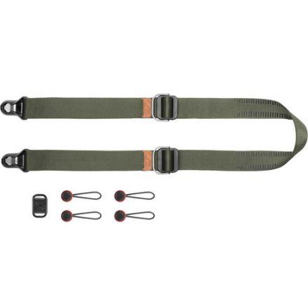 Peak Design SLL-SG-3 Slide Lite Camera Strap (Sage Green)