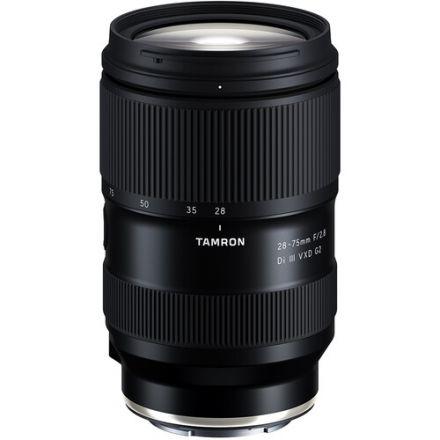 Tamron 28-75mm f/2.8 Di III VXD G2 Lens for Sony E