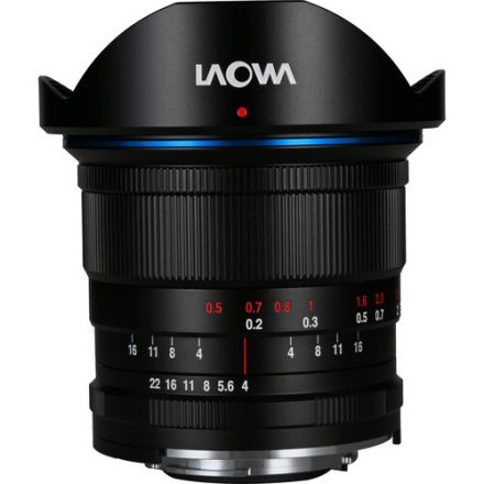 Venus Optics Laowa 14mm f/4 Zero-D Lens for Nikon F