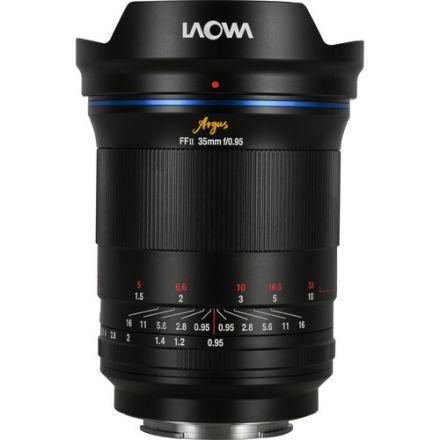 Venus Optics Laowa Argus 35mm f/0.95 FF Lens for Sony E-Mount