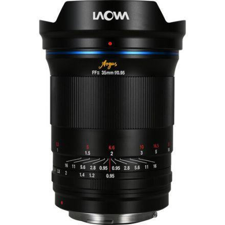 Venus Optics Laowa Argus 35mm f/0.95 FF Lens for Canon RF