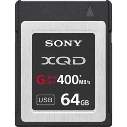 Sony 64GB G Series XQD Memory Card