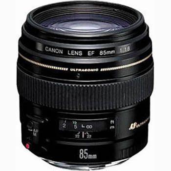 Canon EF 85mm f/1.8 USM (Used)