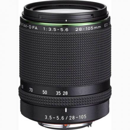 Pentax HD PENTAX-D FA 28-105mm f/3.5-5.6 ED DC WR Lens