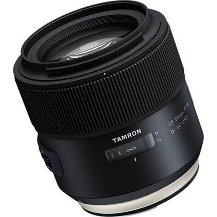 Tamron SP 85mm f/1.8 Di VC USD Lens for Canon EF (Used)
