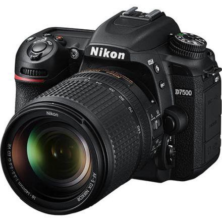 Nikon D7500 Kit AF-S DX Nikkor 18-140mm VR