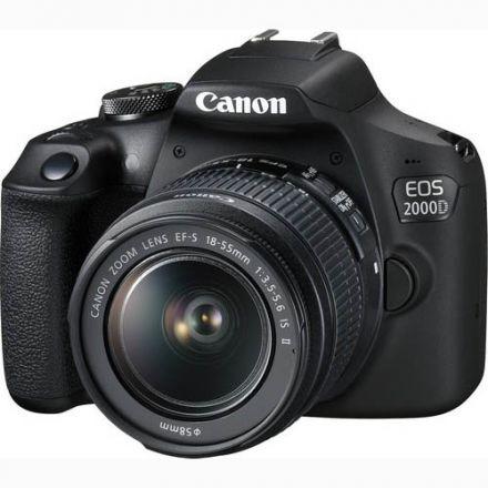 Canon EOS 2000D Kit EF-S 18-55mm IS II