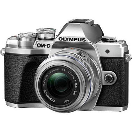 Olympus OM-D E-M10 Mark III Kit Zuiko ED 14-42mm II R (Silver)