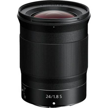 Nikon Nikkor Z 24mm f/1.8 S (Used)