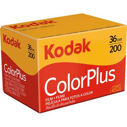 Kodak ColorPlus ISO 200 135/36