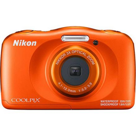 Nikon Coolpix W150 (Orange)