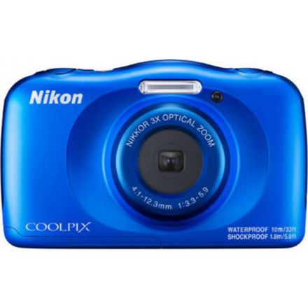Nikon Coolpix W150 (Blue)