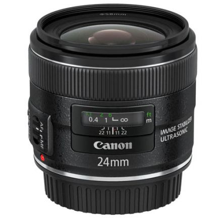 Canon EF 24mm f/2.8 IS USM (Used)