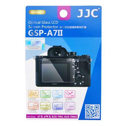 JJC GSP-A7II Optical Glass LCD Screen Protector