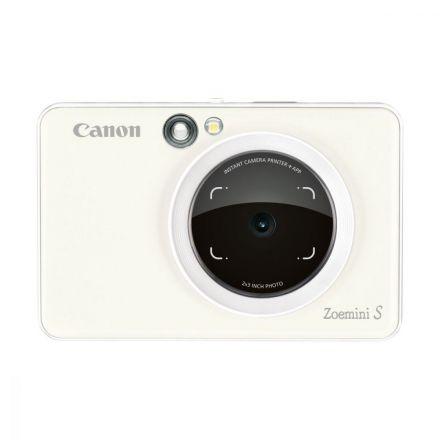 Canon Zoemini S (Pearl White)