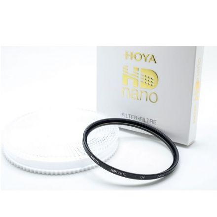 Hoya HD Nano UV 62mm