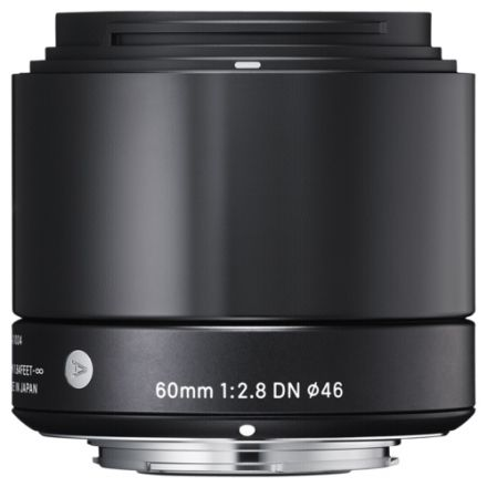 SIGMA 60MM F2.8 EX DN A MFT  (350963)