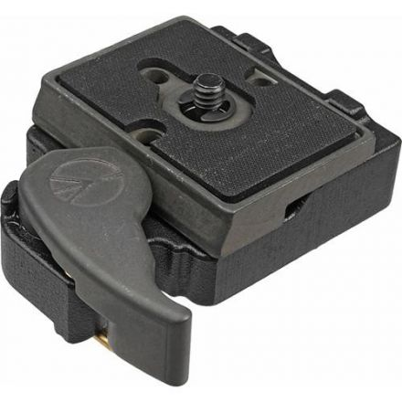 MANFROTTO 323 QUICK CHANGE RECTAGULAR PLATE ADAPTER (MN 323)